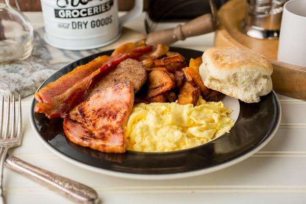 Trucker Breakfast