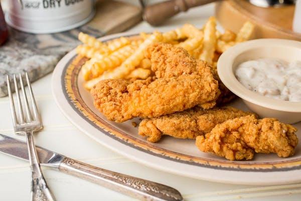 Chicken Finger Basket