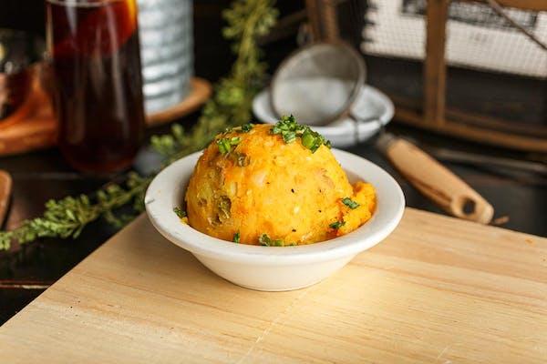 Side of Golden Sweet Fire Potato Mash
