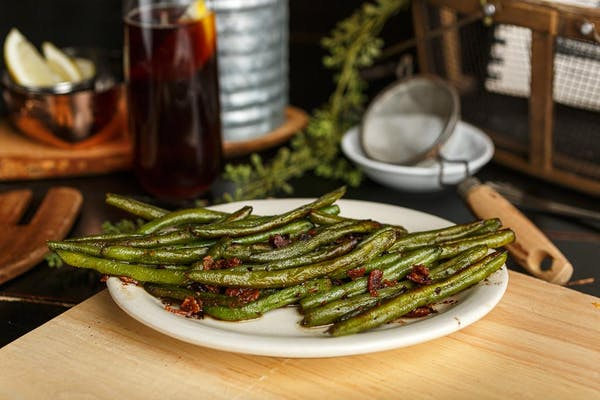 Side of Bacon Green Beans
