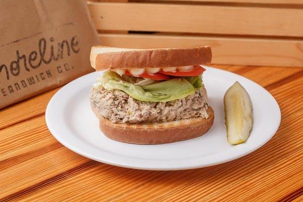 Classic Tuna Salad Sandwich