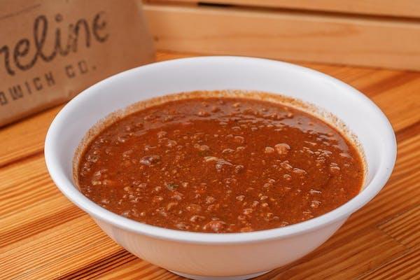 Brisket Chili Soup