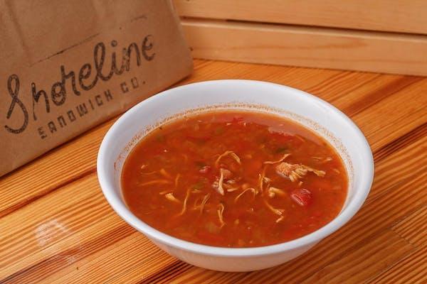 Shoreline Tex-Mex Caldo Soup