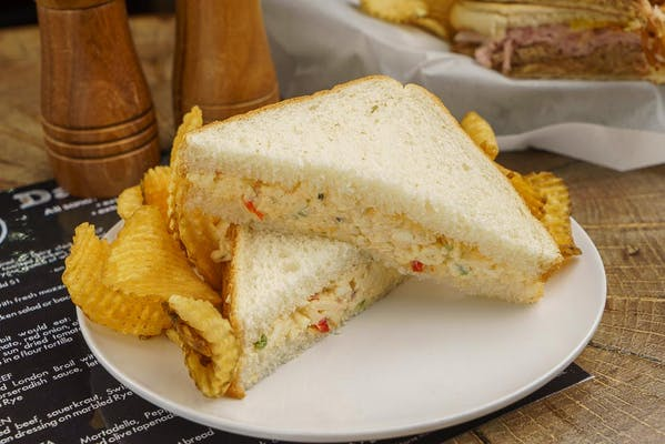 Pimiento Cheese Sandwich