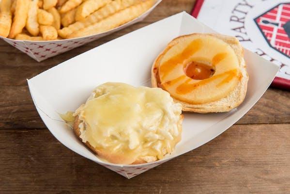Mango Habanero Sandwich