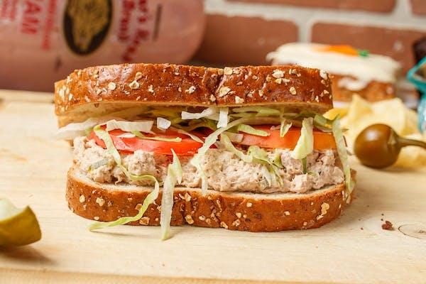 30. Tuna Salad Subs