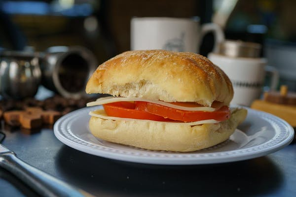 The Caprese Sandwich