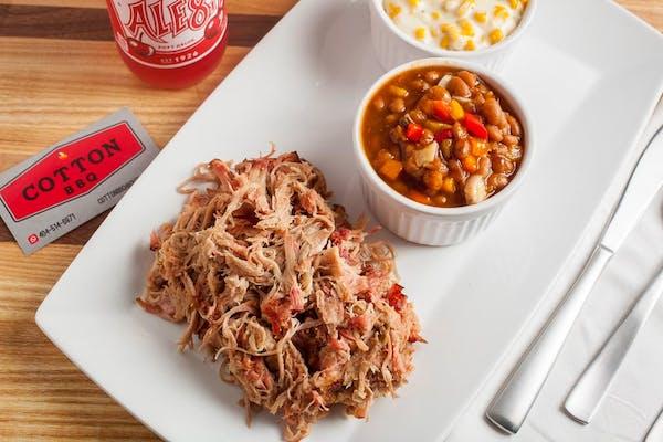 Pulled Pork Plate
