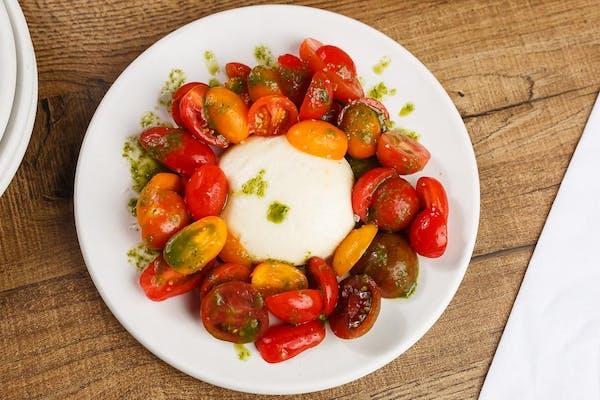Caprese Salad with House-Made Mozzarella