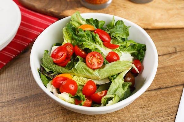 Salad with Oregano Vinaigrette