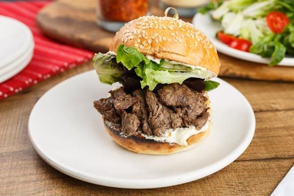 Beef Tenderloin Sandwich