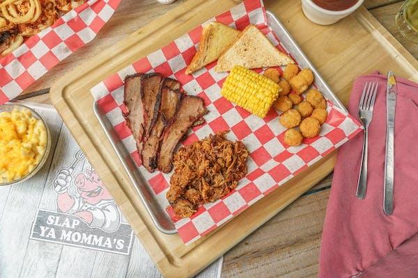 The Boss Hog Plate