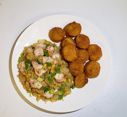 38. Fried Scallop