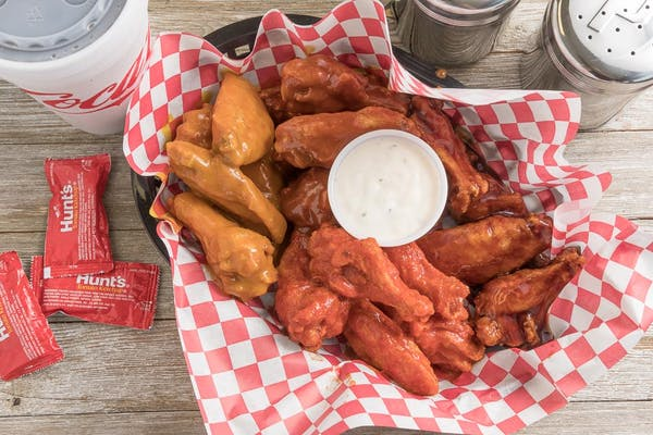 Wings By the Piece