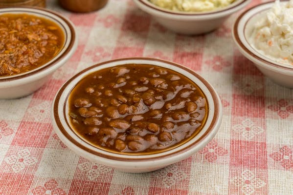 Side of Barbecue Baked Beans