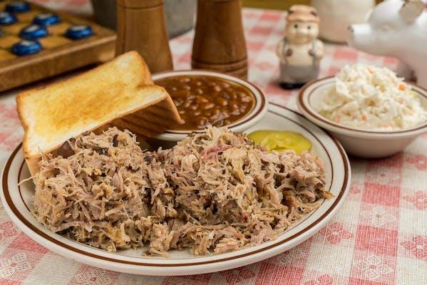 Smoked Pork Plate