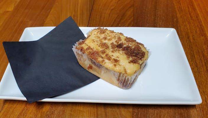 Mini Cinnamon Sugar Loaf