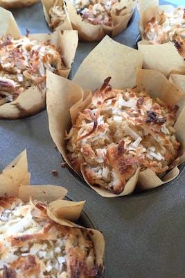 Gluten-Free Wild Berry Muffin