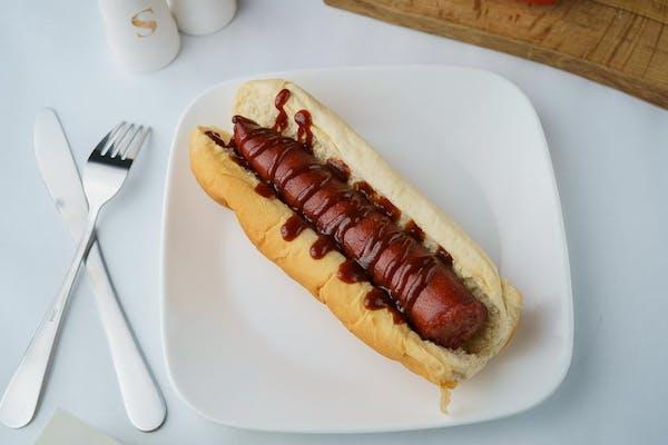 282B. Sausage On A Bun