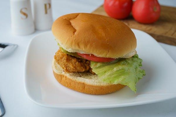 284. Pork Chop Sandwich