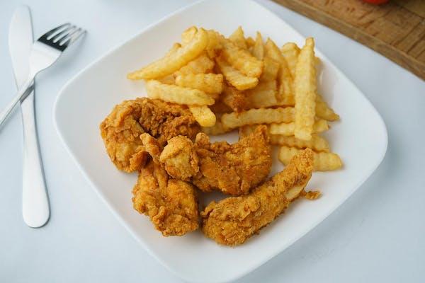 341. Chicken Tender & Fries