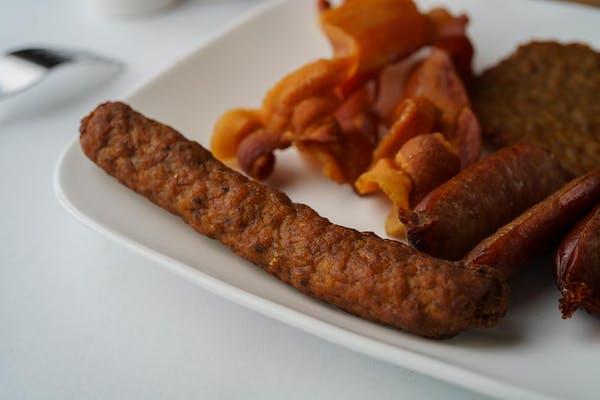 209. Large Breakfast Sausage Link