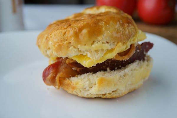 231. Breakfast Sandwich