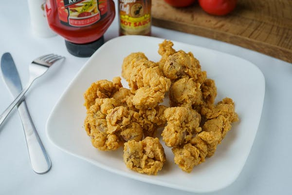 367. Chicken Gizzards