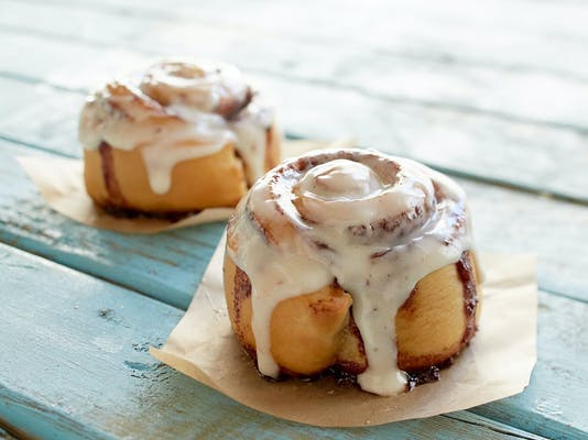 Caramel PecanBon® Minibon® Roll