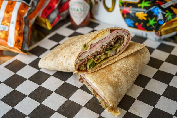 Buster Wrap