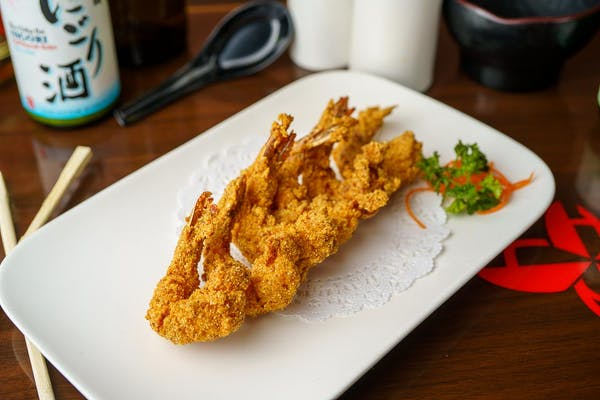 A14. Fried Shrimp