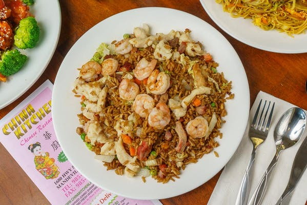 31. House Special Fried Rice