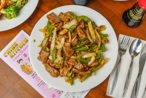 56. Pepper Steak with Onion