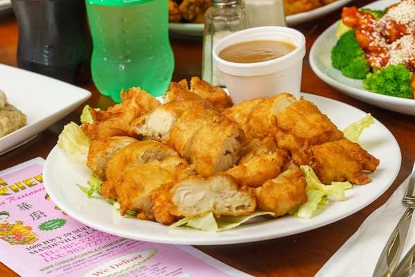 L37. Mandarin Chicken