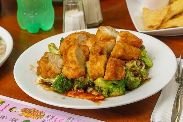 L40. Boneless Chicken