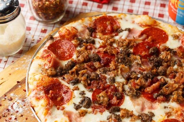 The Brooklyn Boy Pizza