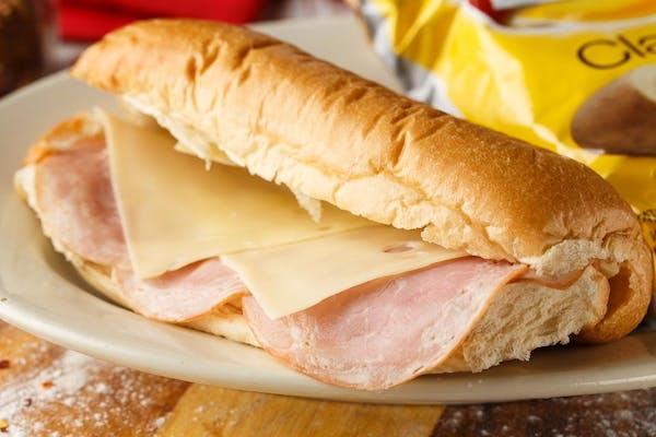 The Ham & Cheese Sub