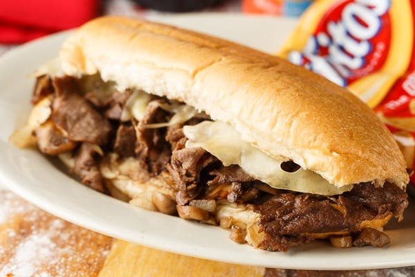 The Original Philly Cheese Steak Sub