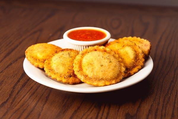 Rosati's Fried Ravioli