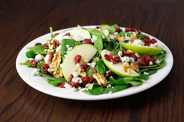 Spinach Gorgonzola Salad