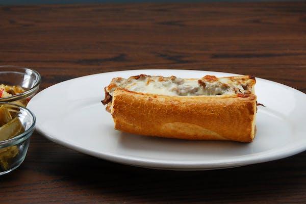 Rosati's Chef Sandwich