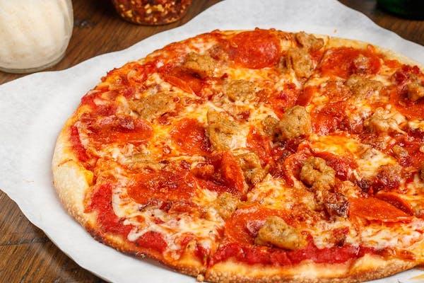 """(11"""") Carnivore Pizza"""