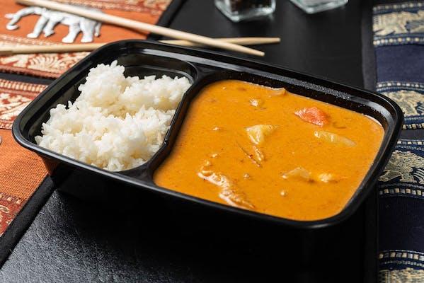 19. Massaman Curry