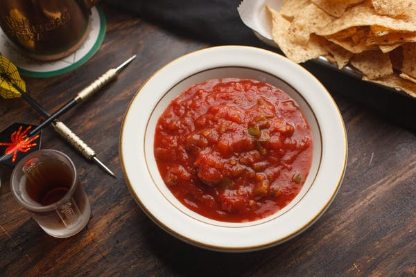 House Salsa with Tortilla Chips