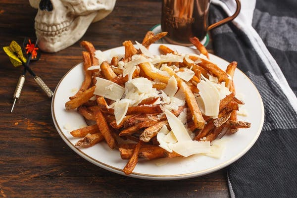 Truffle Fries Plate