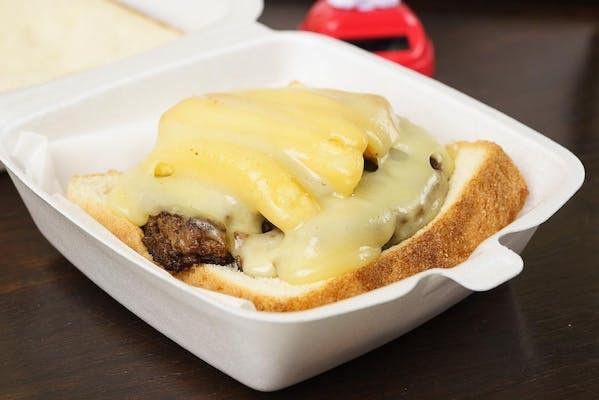 Swiss Alps Burger