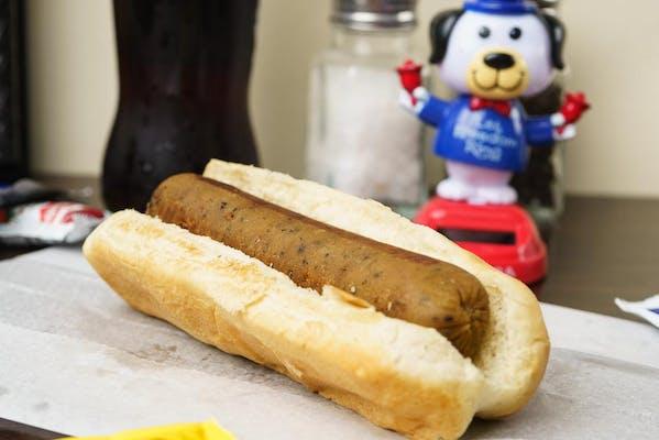 Veg Sausage Dog