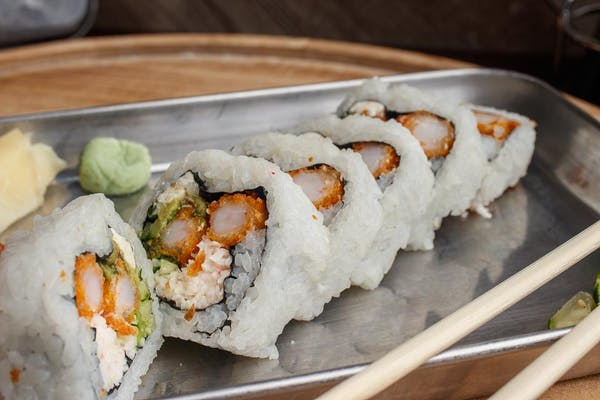 New Mexican Roll