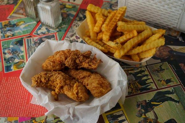 Tenders & Fries
