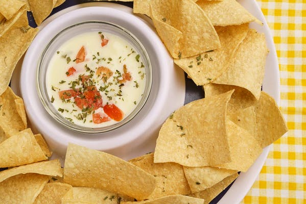 K Queso Dip & Chips
